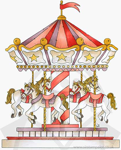 Molly Blooms - Mollys Merry-Go-Round