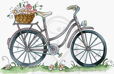 Molly Blooms - Mollys Flower Bicycle