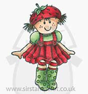 SO: Molly Blooms - Mini Strawberry Molly