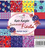 Wild Rose Studio 6x6 Paper Pack - Summer Fiesta