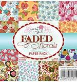 Wild Rose Studio 6x6 Paper Pack - Faded Florals