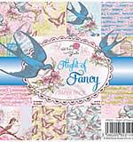 Wild Rose Studio 6x6 Paper Pack - Flight of Fancy
