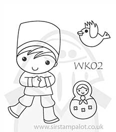 World Kids - Boris from Russia