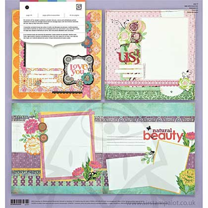 Basic Grey - Page Kit - Indie Bloom