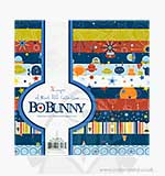 SO: Bo Bunny 6x6 Paper Pad - Blast Off Collection