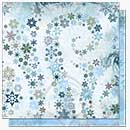 SO: Bo Bunny 12x12 - Midnight Frost Collection - Snow