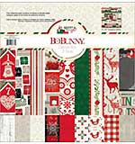 BoBunny Merry & Bright - 12x12 Collection Pack