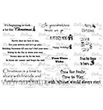 Unmounted Stamps - Christmas and Winter Sentiments