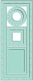 LDRS Creative - Designer Dies - Slimline - Pretty Patterns