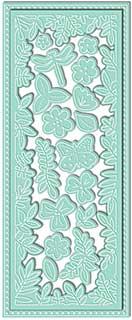 LDRS Creative - Designer Dies - Slimline - Floral Foliage