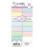 LDRS Creative - Paper Pack - Pastel Patterns (4x9)