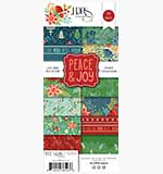 SO: LDRS Creative - Paper Pack - Peace and Joy (4x9)