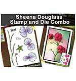 SO: Stamp and Die Combo - Sweet Pea Perfect Partners