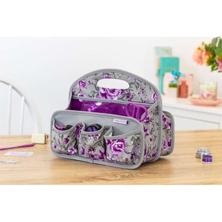 Crafters Companion Portable Craft Storage Tote