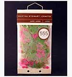 SO: Martha Stewart Confetti Flowers - Pink