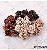 Hobby House Handmade Roses - Chocolate Heaven (Medium)