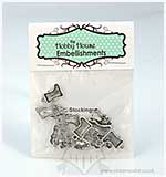 Hobby House Charms - Christmas Stockings