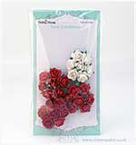 Hobby House Handmade Roses - Red Velvet (Medium)