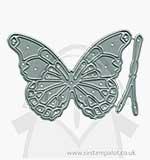 Memory Box Cutting Dies - Vivienne Butterfly