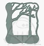 Memory Box Cutting Dies - Lamp Post Frame