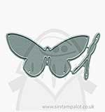Memory Box Cutting Dies - Moonlight Butterfly