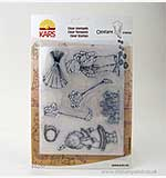 SO: Clear Stamps - Cowboys and Indians