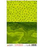 SO: Lucido Paper (A5 sheet) - Greens