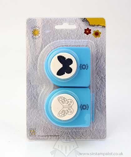 Nellie Snellen Floral Punch - Butterfly-1 Jumbo