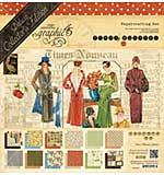 Graphic 45 Deluxe Collectors Edition - Times Nouveau
