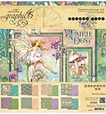SO: Graphic 45 Fairie Dust Collection Pack 12x12