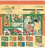 SO: Graphic 45 Collection Pack 12X12 - Christmas Magic