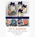 Club G45 - Vol 6 Sun Kissed Album & Gift Tags