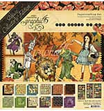 SO: Graphic 45 Magic Of Oz - Deluxe Collectors Edition Pack 12X12