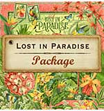 Graphic 45 Lost in Paradise - Complete Package