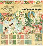 Graphic 45 Joy To The World - 12x12 Collection Pack