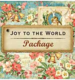 Graphic 45 Joy to the World - Complete Package