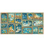 PRE: Graphic 45 Dreamland - Ephemera Cards - (16) 4x6 and (16) 3x4