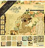 PRE: Graphic 45 Le Romantique - Deluxe Collectors Edition Pack 12x12