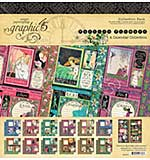 Graphic 45 Fashion Forward - 12x12 Collection Pack