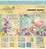 SO: Graphic 45 Fairie Wings - 12 x 12 Collection Pack