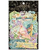 Graphic 45 Fairie Wings - Cardstock Die-Cut Assortment