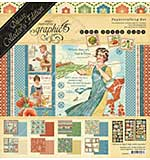 Graphic 45 Home Sweet Deluxe Collectors Edition Pack 12x12
