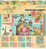 Graphic 45 Ephemera Queen - 12 x 12 Collection Pack