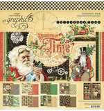 Graphic 45 Christmas Time - 12 x 12 Collection Pack