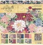 Graphic 45 Blossom - 12 x 12 Collection Pack