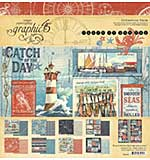 SO: Graphic 45 Catch of the Day - 12 x 12 Collection Pack