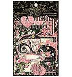 Graphic 45 Elegance - Cardstock Die-Cut Assortment