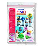 Fimo Accessories Push Mould Shapes - Funny Animals