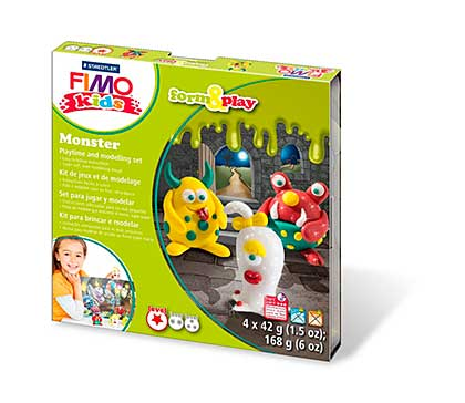 FIMO Kids - Form & Play - Monster