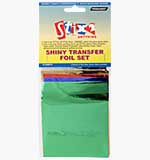 Stix 2 - Shiny Decorative Transfer Foil - Set #3 (10PK)